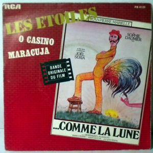 LES ETOILES - O Casino / Maracuja - 7inch (SP)
