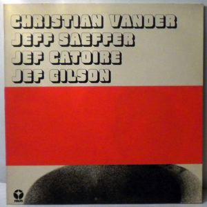 CHRISTIAN VANDER - Et Les 3 Jef - LP