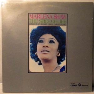 MARLENA SHAW - The Spice Of Life - 33T