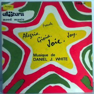 LE MANHATTAN TRIO - Alegria, Gioia, Joie, Joy - LP