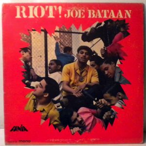 JOE BATAAN - Riot - LP