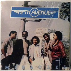 FIFTH AVENUE - Miracles - LP