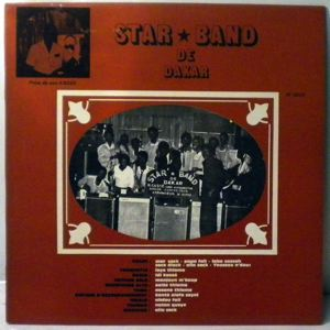 STAR BAND DE DAKAR - Same - LP
