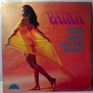 PUCHO AND HIS LATIN SOUL BROTHERS - Yaina - 33T