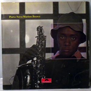MARION BROWN - Porto Novo - LP