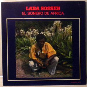 LABA SOSSEH - El Sonero de Africa - LP