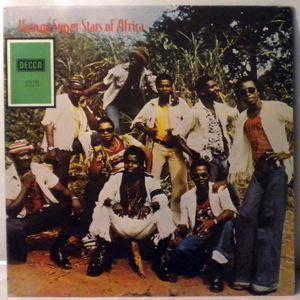 IKENGA - Super Stars of Africa - LP