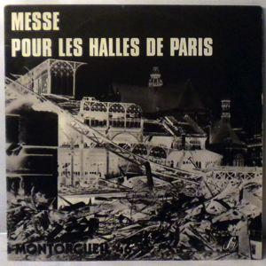JEF GILSON - Messe Pour Les Halles De Paris - LP