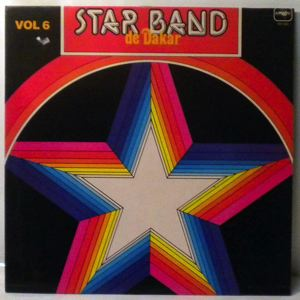 STAR BAND DE DAKAR - Vol. 6 - LP