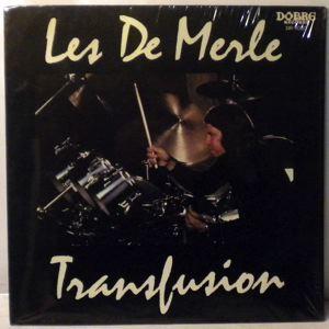 LES DE MERLE - Transfusion - LP