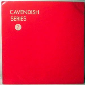 JAMES JANSON ORCHESTRA - Cavendish Series N¡ 7 - 33T