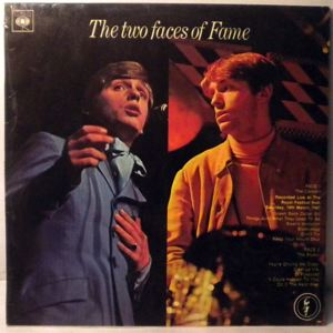 GEORGIE FAME - The Two Faces Of Fame - 33T