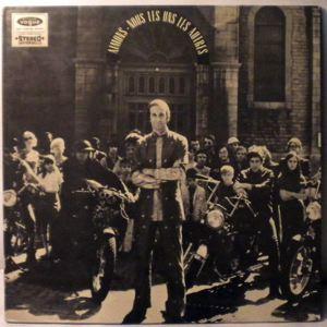 MICHEL CONTE - Aimons-Nous Les Uns Les Autres - LP