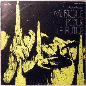NINO NARDINI - Musique Pour Le Futur - LP