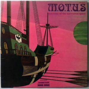 M.O.T.U.S. - Machine Of The Universal Space - LP