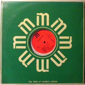 EDDIE WARNER (THE WARNER GROUP) - Orchestral Pop - LP
