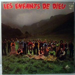 LES ENFANTS DE DIEU - Liberty - LP