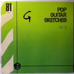 SYLVANO SANTORIO - Pop Guitar Sketches N¡2 - 33T
