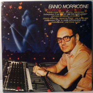 ENNIO MORRICONE - L'Orchestra, La Voce - LP