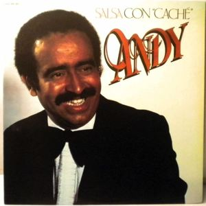 ANDY MONTANEZ - Salsa Con ''CachŽ'' - 33T