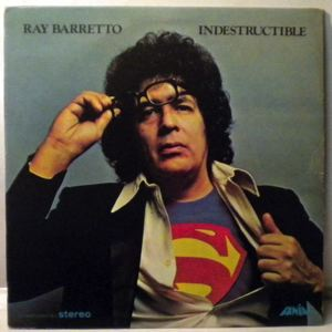 RAY BARRETTO - Indestructible - LP