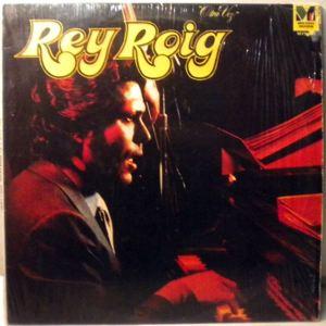 REY ROIG Y SU SENSACION - Otra Vez - LP