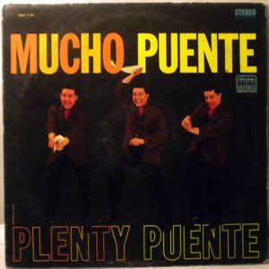 TITO PUENTE - Mucho Puente - LP