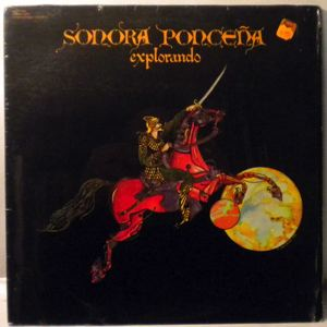 SONORA PONCENA - Explorando - LP