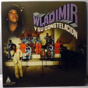 WLADIMIR Y SU CONSTELACION - Same - LP