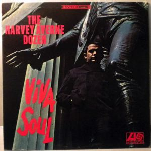 THE HARVEY AVERNE DOZEN - Viva Soul - LP