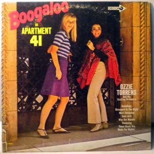 OZZIE TORRENS - Boogaloo In Appartment 41 - LP