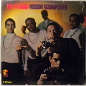 THE TNT BAND - Mission Accomplished - LP