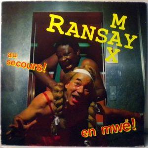 MAX RANSAY - Au secours! - LP