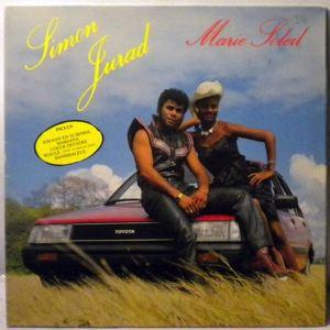 SIMON JURAD - Marie soleil - LP