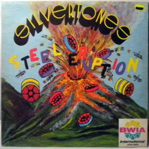 SILVERTONES - Steel Eruption - LP