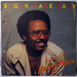 HARRY MOSCO - Sugar cane baby - LP