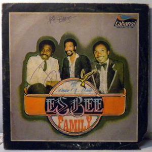 ESBEE FAMILY - Peace of mind - LP