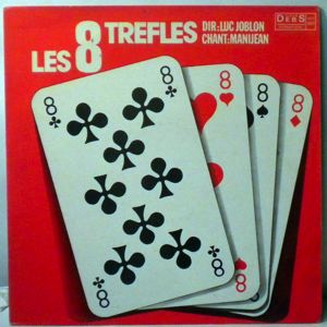 LES 8 TREFLES - Same - LP