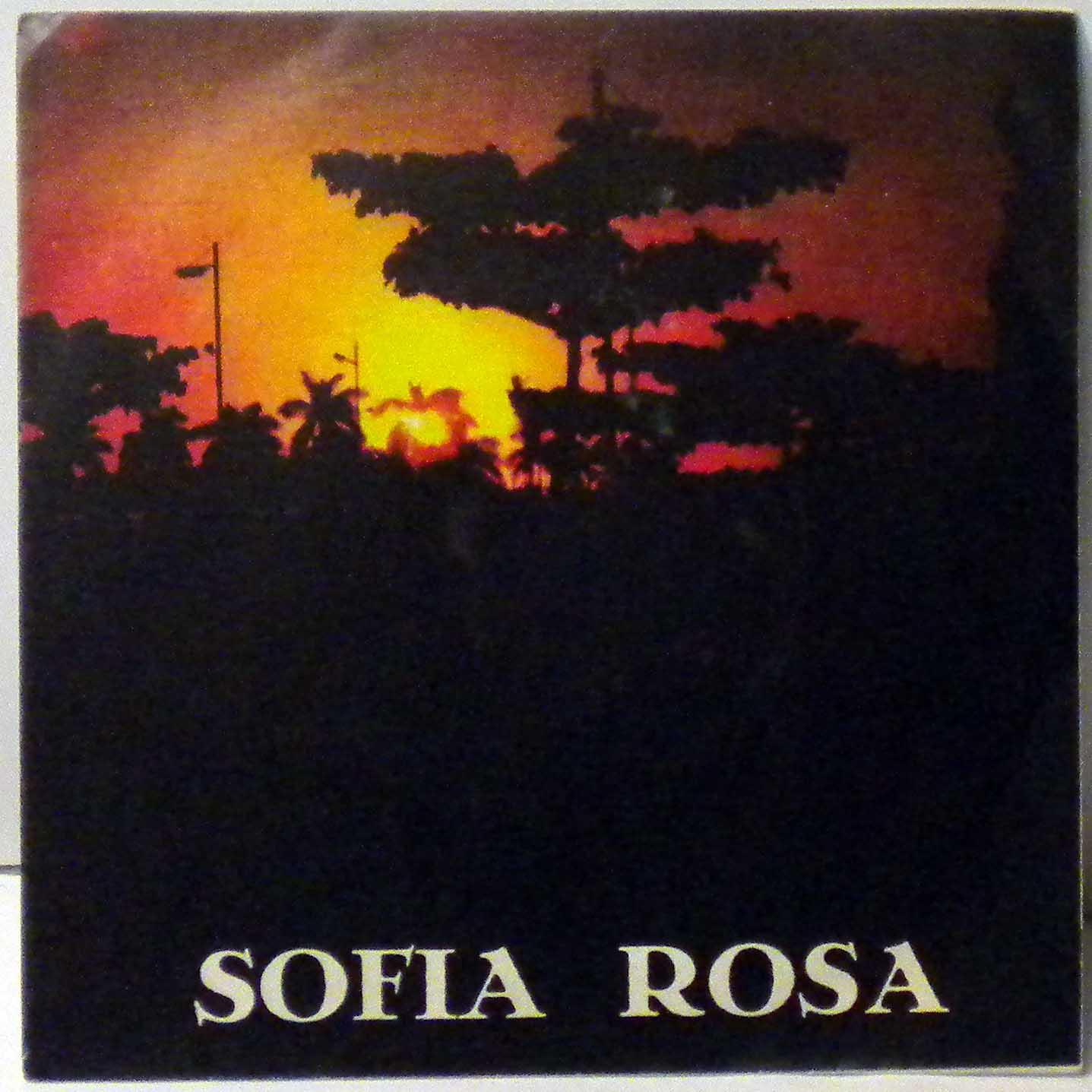 SOFIA ROSA - Manhinga mami / Makuinhi ni ia mivu - 7inch (SP)