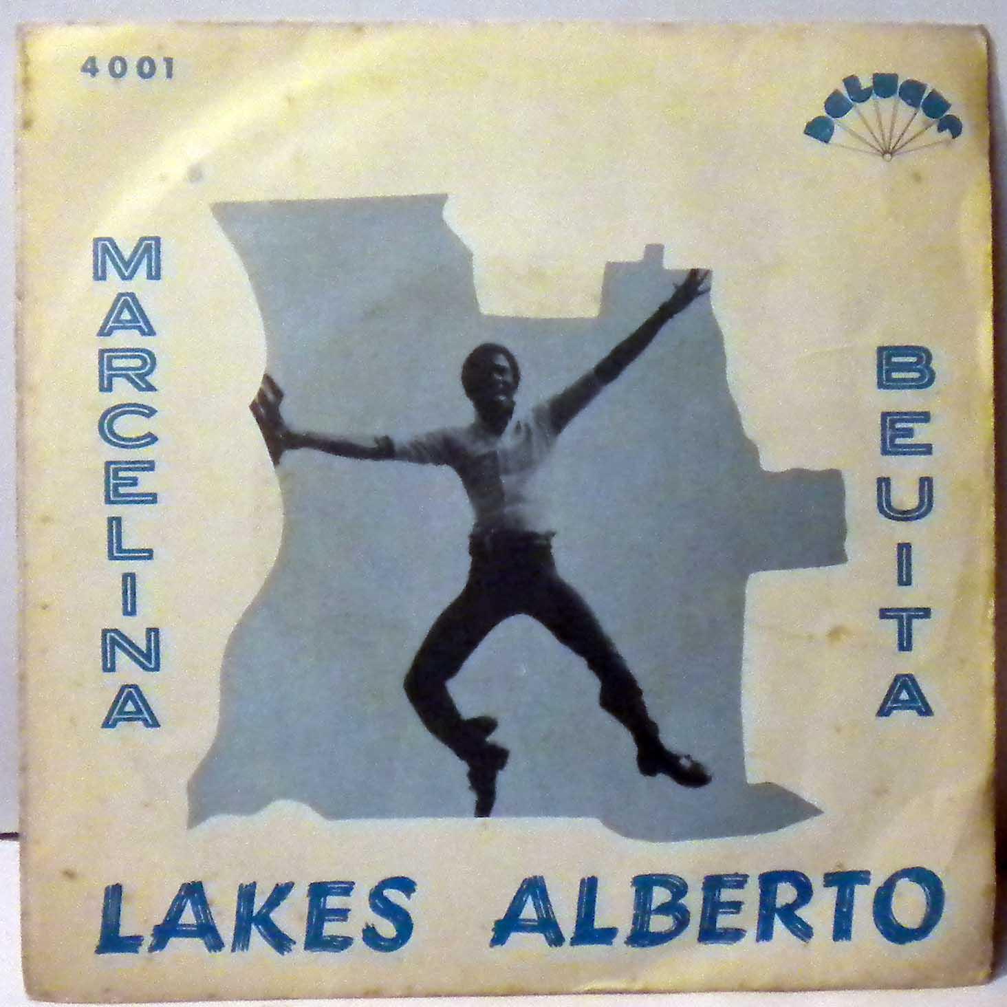 LAKES ALBERTO - Marcelina / Beuita - 7inch (SP)