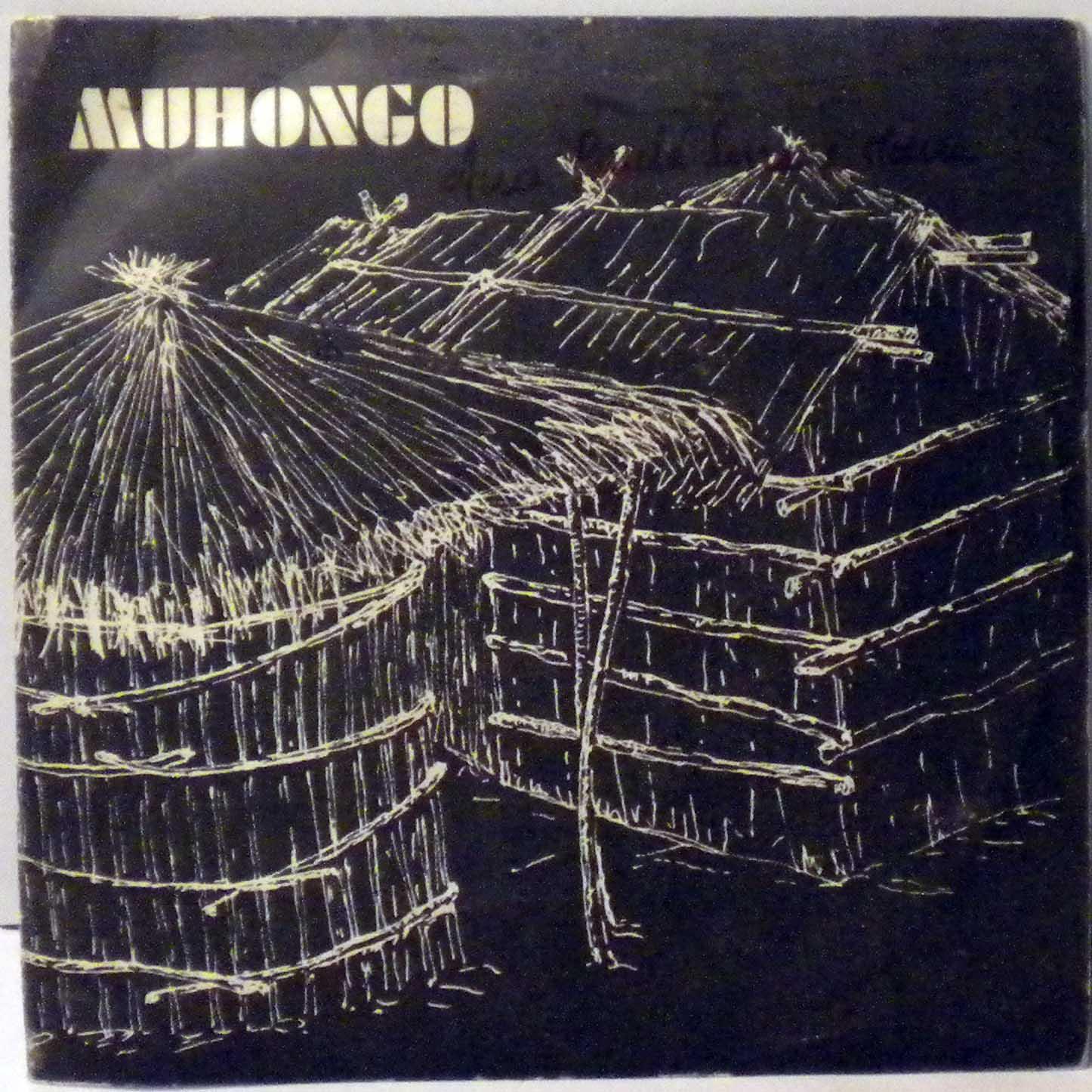 MUHONGO - Falsos amigos / N'ga kunu m'butu - 7inch (SP)