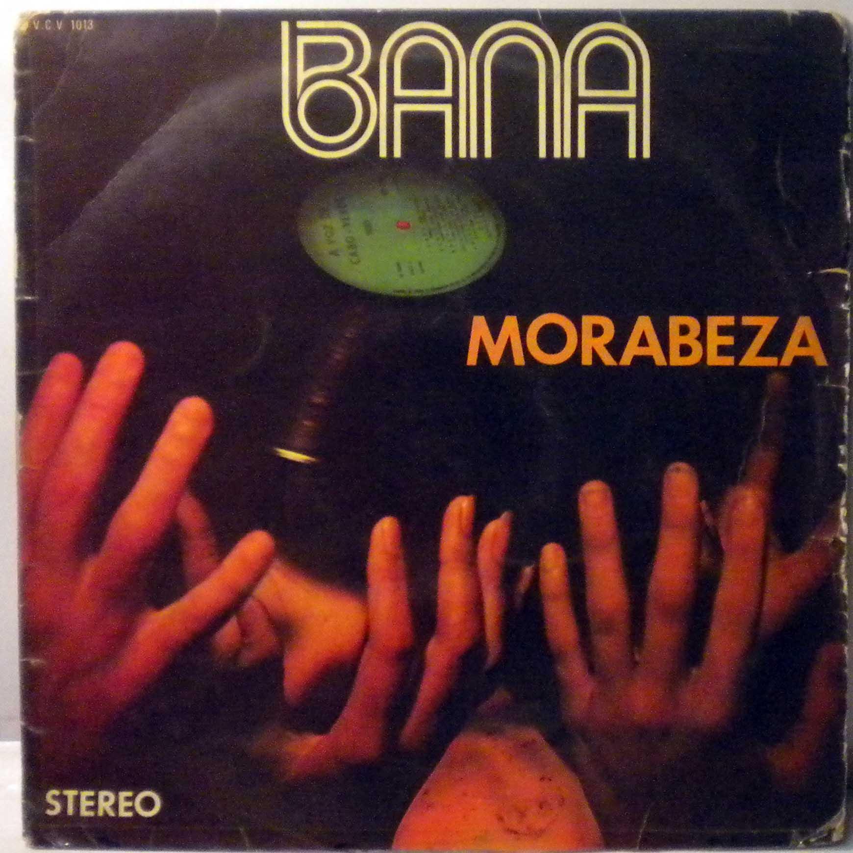 BANA - Morabeza - LP