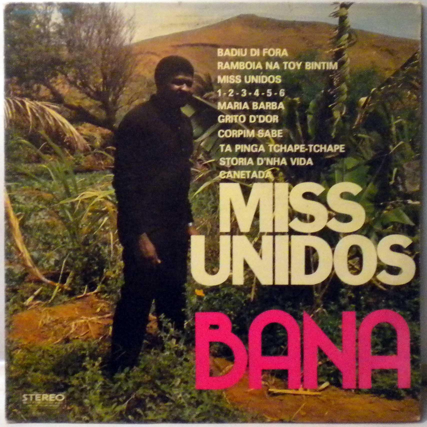 BANA - Miss unidos - LP
