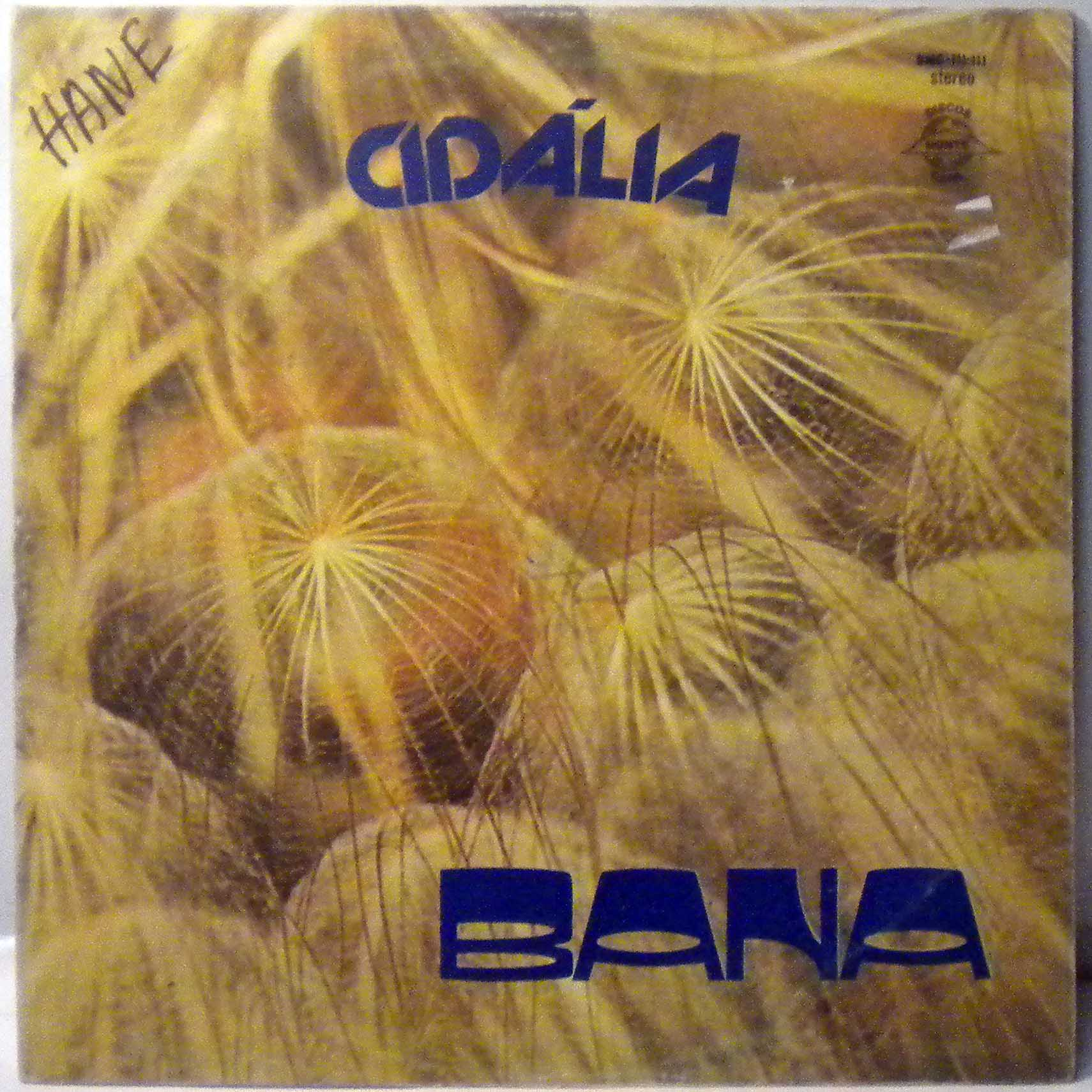 BANA - Cidalia - LP
