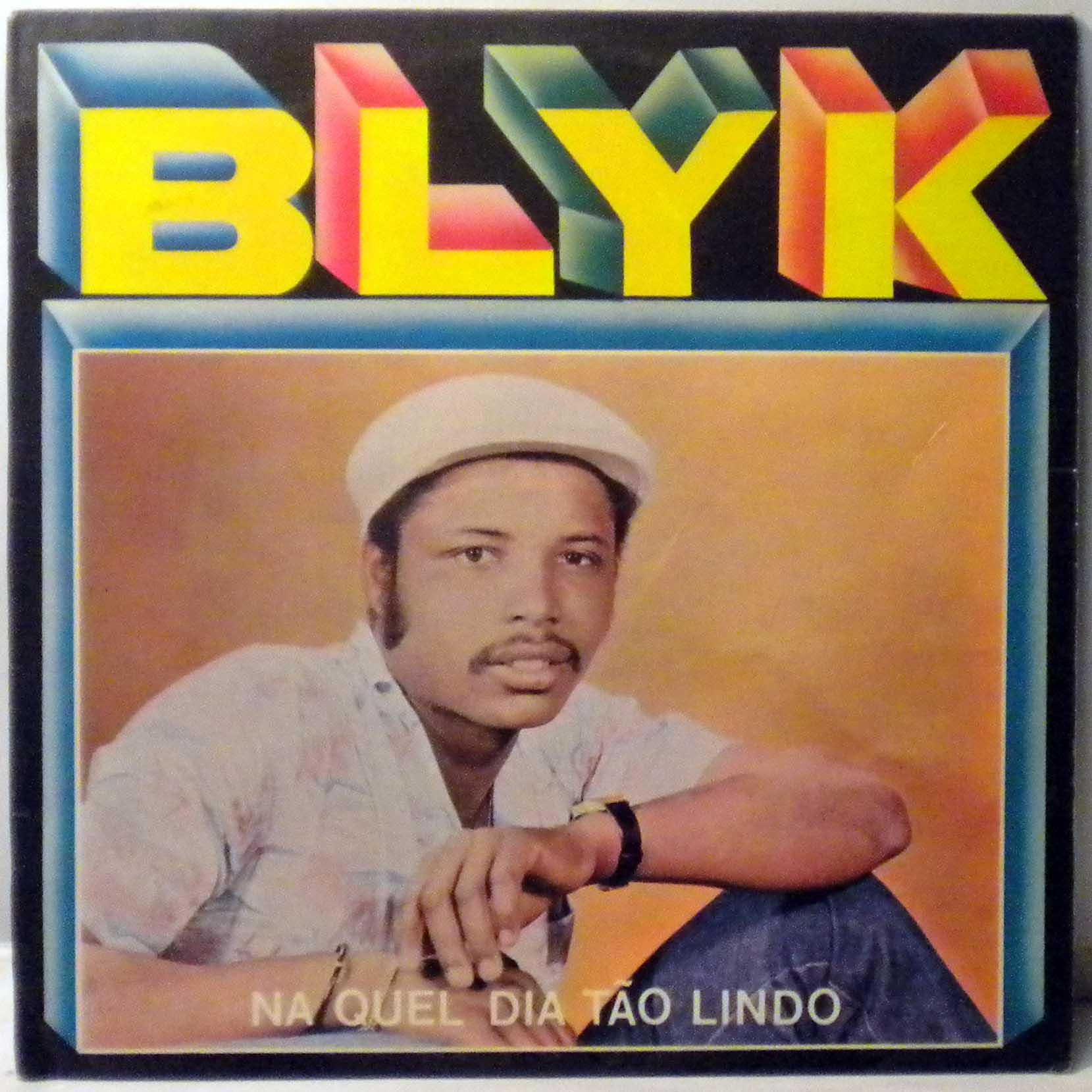 BLYK TCHUTCHI - Na quel dia tao lindo - LP