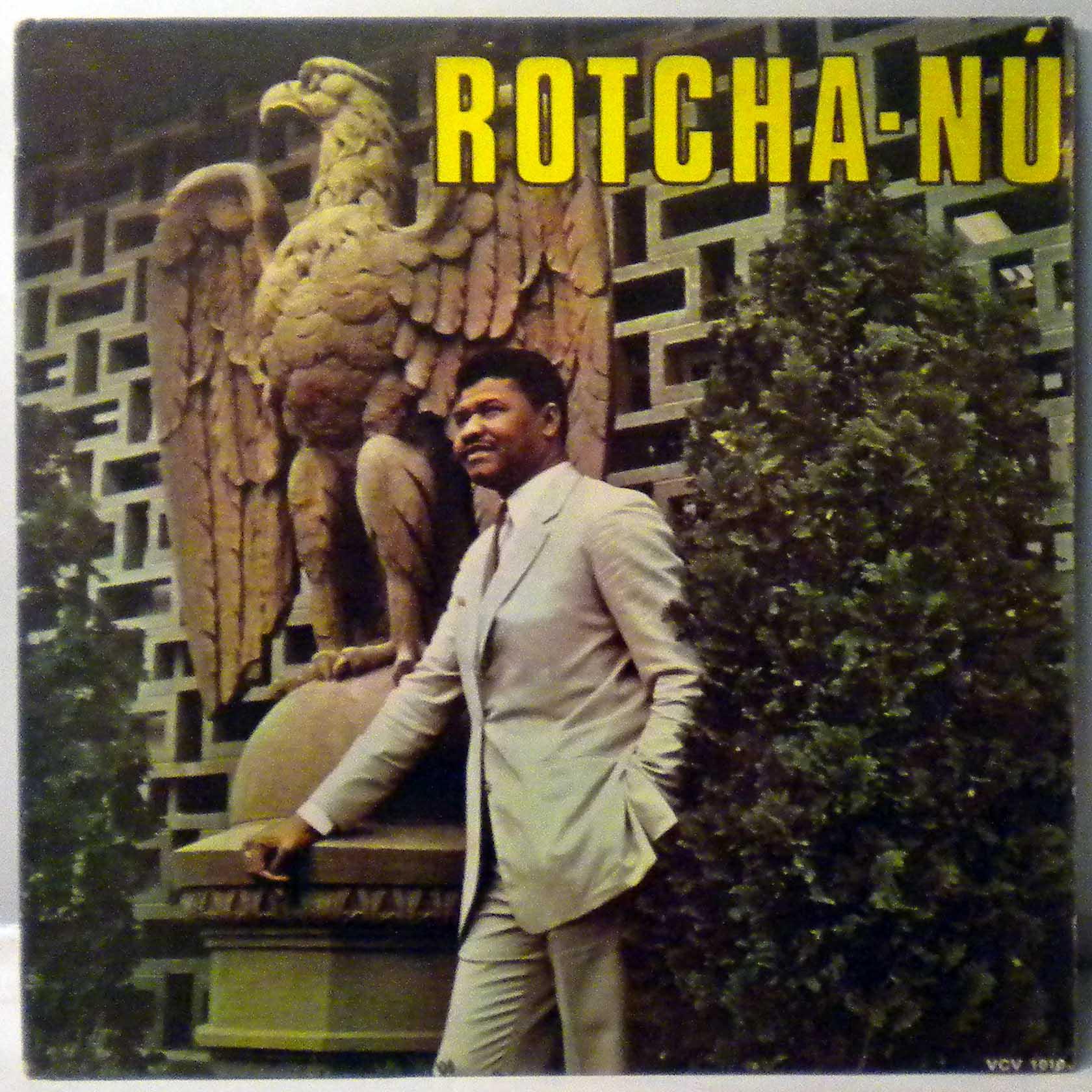 BANA - Rotcha-nu - LP