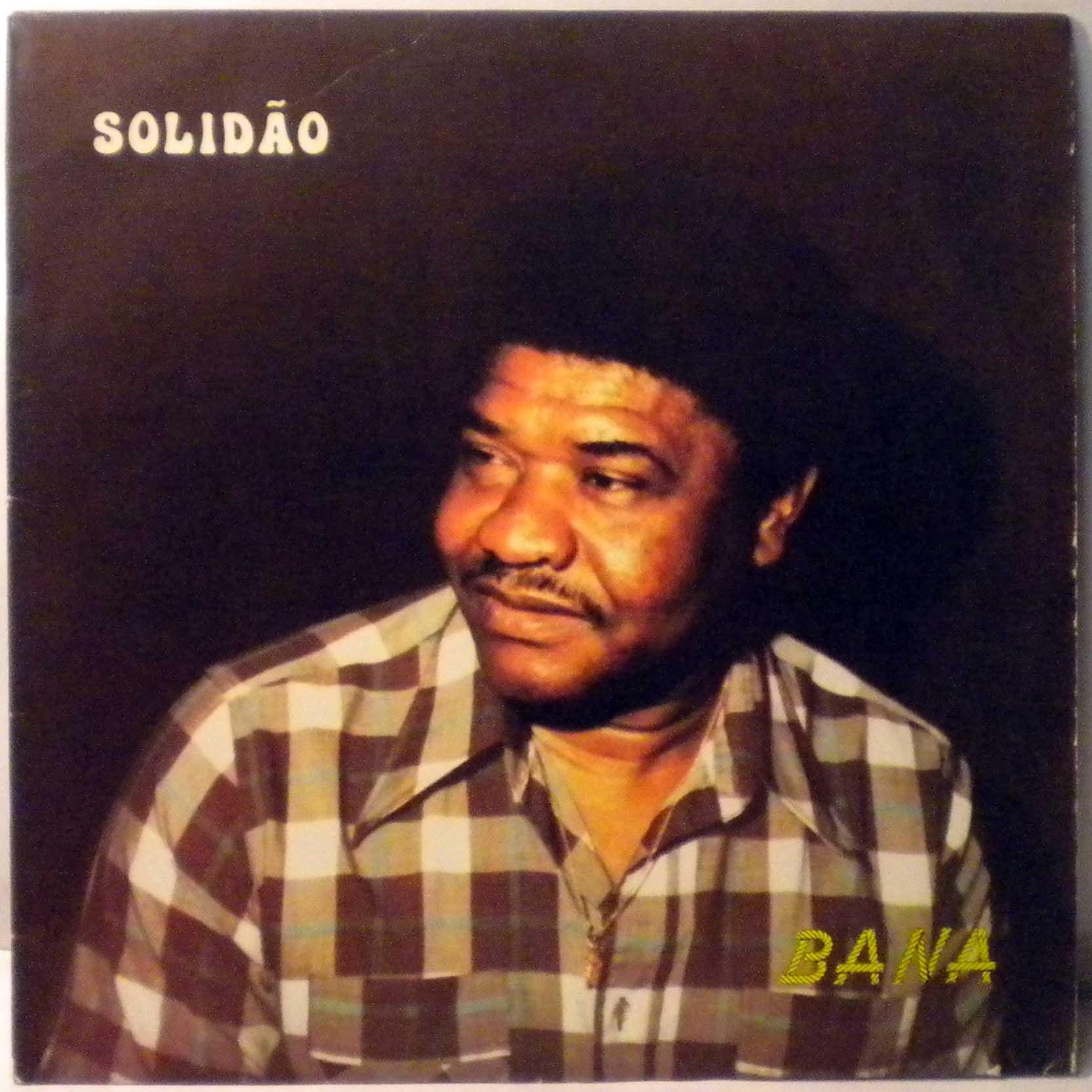BANA - Solidao - LP