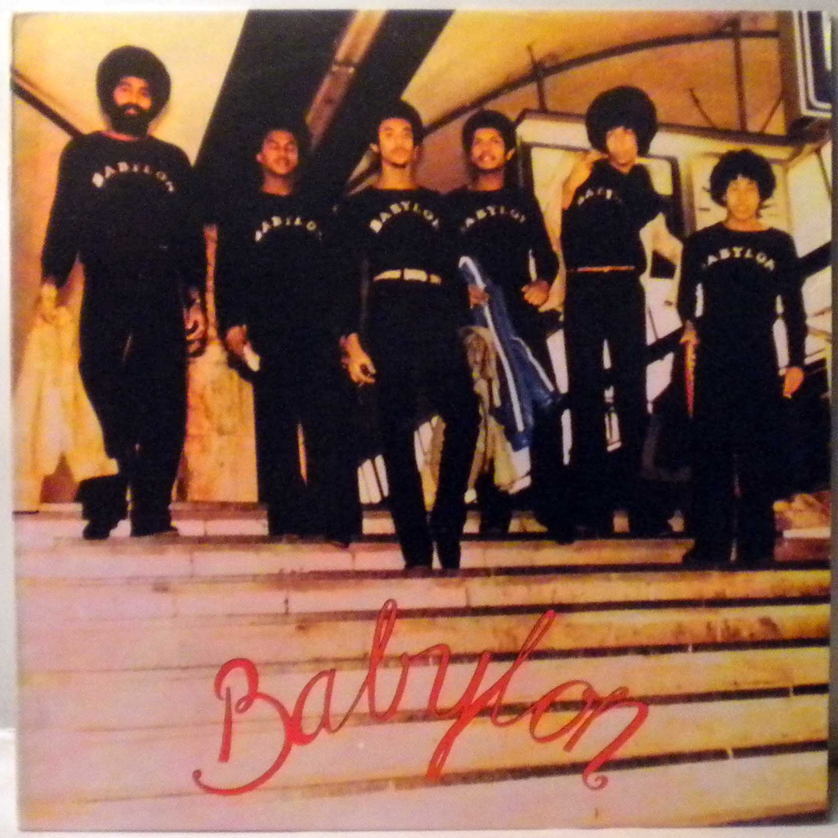 BABYLON - Same - LP