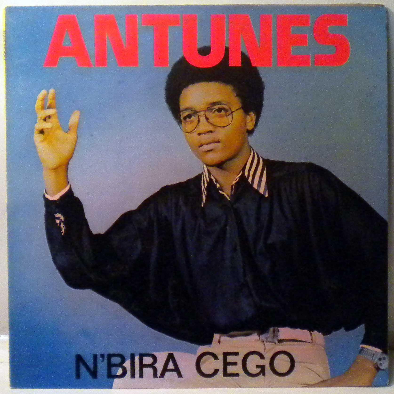 ANTUNES - N'bira cego - LP