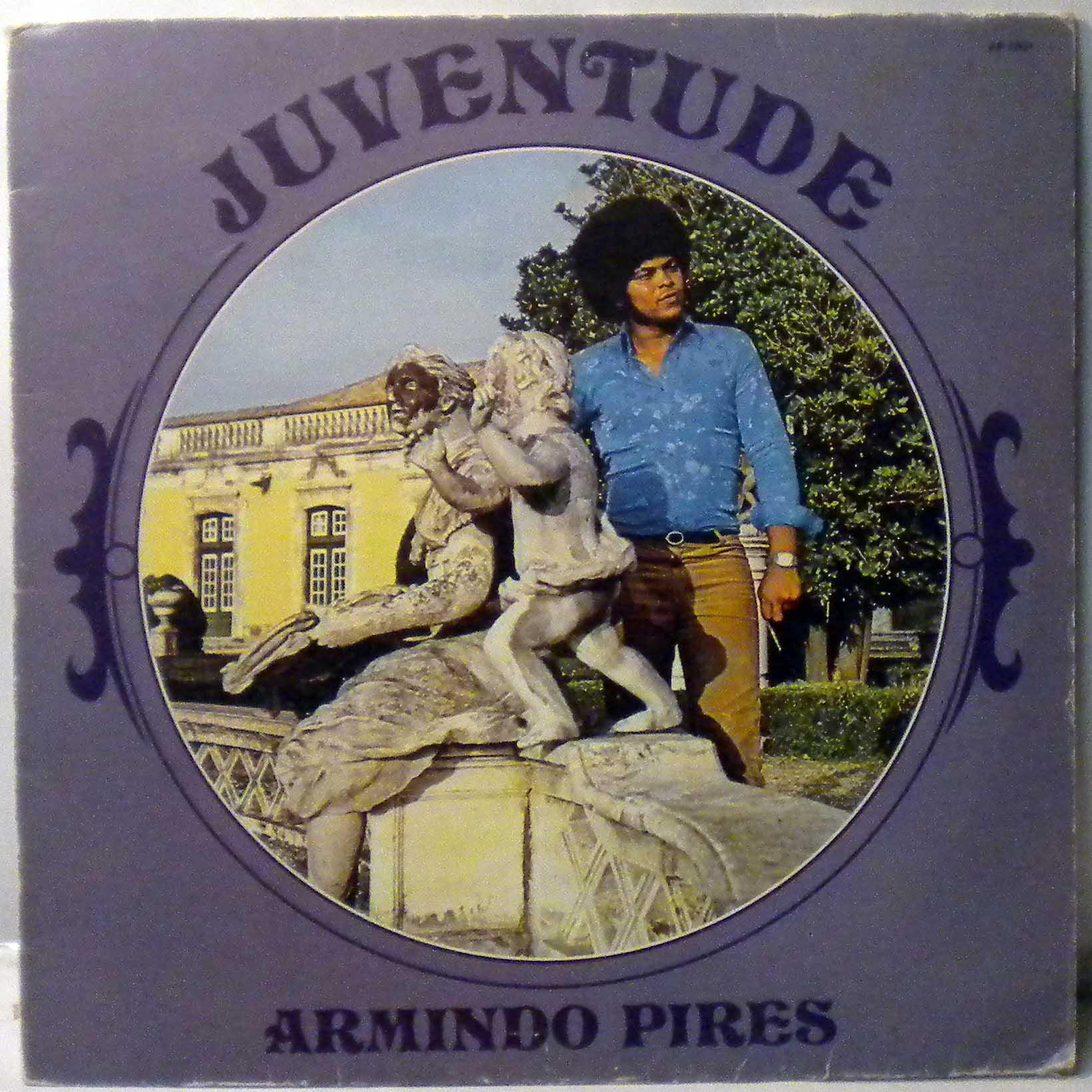ARMINDO PIRES - Juventude - LP